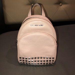 MK mini studded backpack